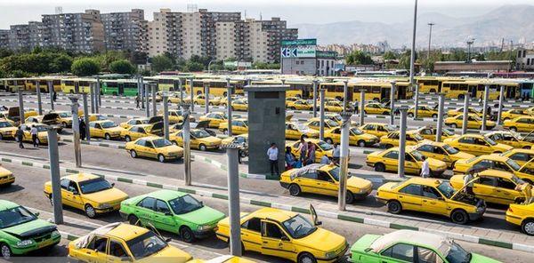 تذکر به رانندگان تاکسی برای دریافت «کرایه کولر»