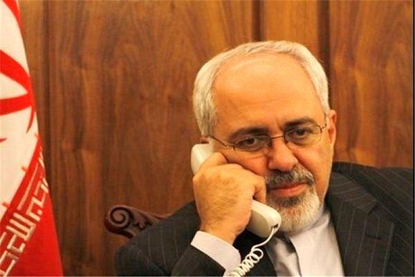 رایزنی تلفنی ظریف و وزیر خارجه آلمان در خصوص برجام