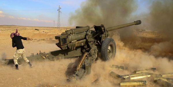 درگیری بین نیروهای ترکیه و «قسد»