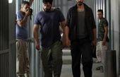بهرام افشاری با لباس زندانی در سریال دل   عکس