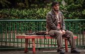 ظاهر آشفته و کمتر دیده شده از جواد عزتی+عکس
