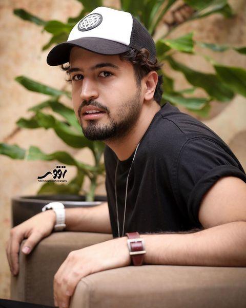 مهرداد صدیقیان با تیپ اسپرت + عکس