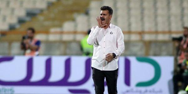پورموسوی: میخواهم نسل طلایی برای فوتبال ایران بسازم