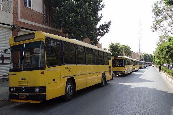 برنامه های زمستانی شرکت واحد اتوبوسرانی تهران