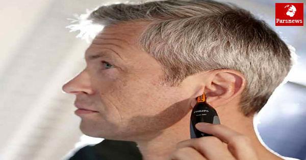 رویش مو در لاله گوش بسیار خطرناک است!