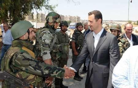 رای الیوم: اسد، برنده تجاوز سه جانبه به سوریه است