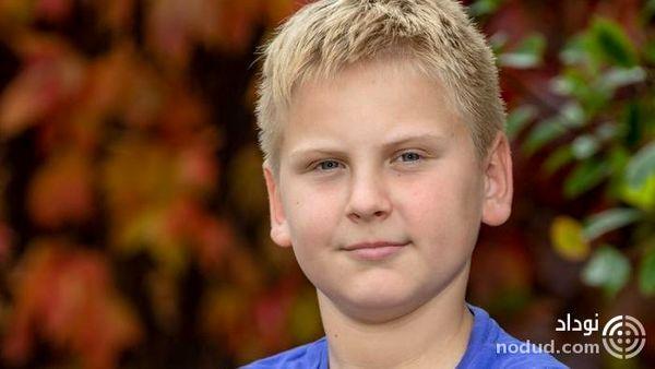بیماری عجیب و نادر این پسر 10 ساله پزشکان را شوکه کرد !
