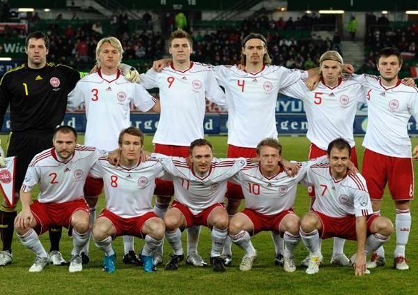 دانمارک در مقابل مکزیک به پیروزی رسید