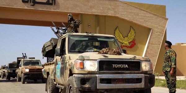 نیروهای خلیفه حفتر در صدد حمله به غرب لیبی هستند