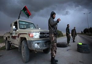 دست از سر لیبی بر نمیدارند