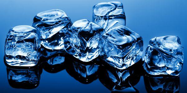 یخ به جز خوردن 12 کاربرد جالب دارد!