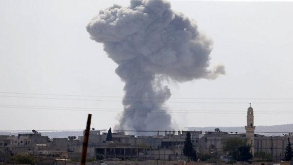 ادعای ائتلاف آمریکایی درباره حمله به داعش در عراق