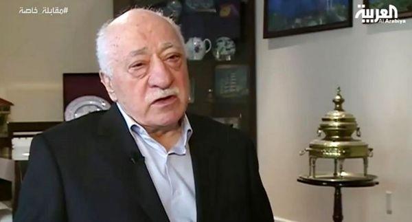 آمریکا «فتحالله گولن» را به ترکیه تحویل نخواهد داد