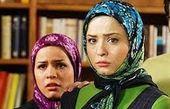 سلفی ماشینی خواهران مشهور سینمای ایران