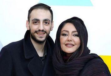 «شقایق فراهانی» سرحال و قبراق در کنار پسرش/عکس