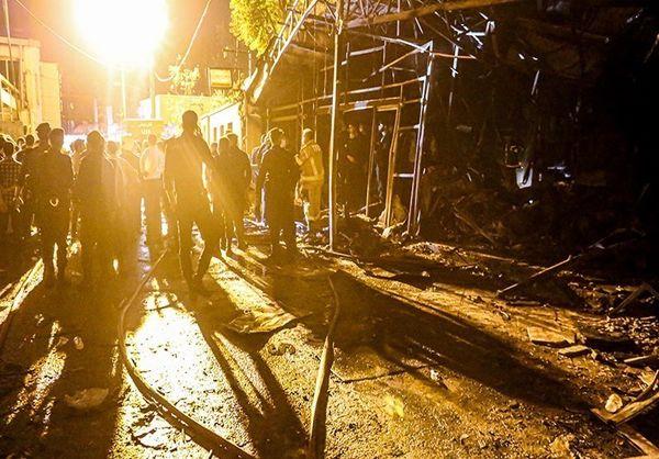 دادستان تهران: تأیید مرگ ۱۸ نفر بر اثر انفجار در مرکز درمانی سینا/ فعلاً نمیتوان آمار دقیقی از تلفات ارائه کرد