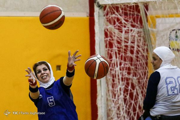 شکست دختران بسکتبال مقابل ژاپن