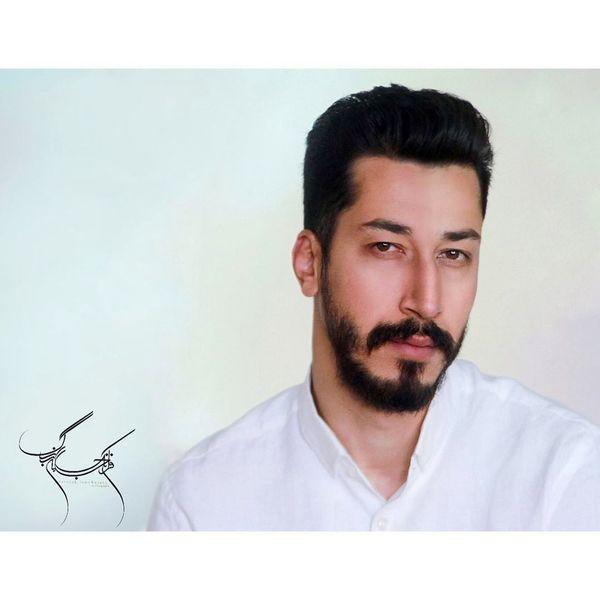 تیپ مردانه و سنگین بهرام افشاری+عکس