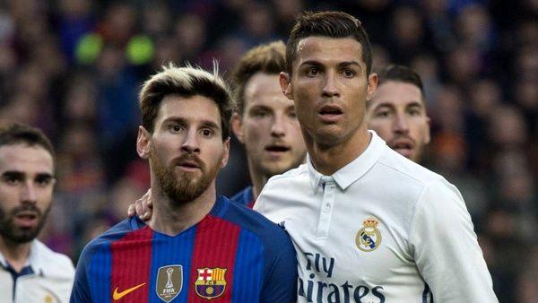 واکنش مسی به رویارویی با رونالدو در فینال لیگ قهرمانان اروپا