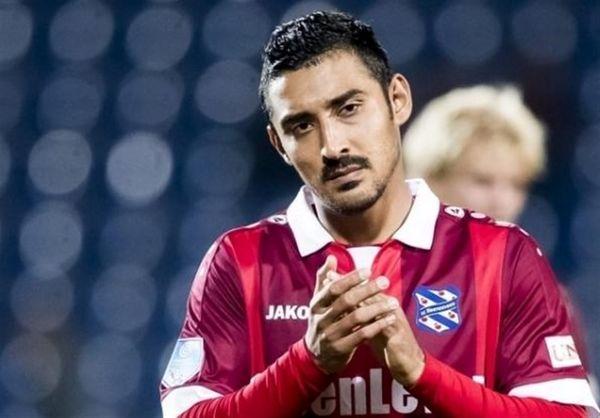 روز های تلخ قوچان نژاد و تیمش در لیگ هلند پایانی ندارد