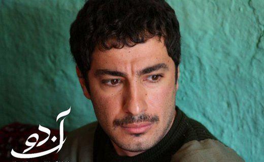 توقیف موقت فیلمی با بازی نوید محمدزاده