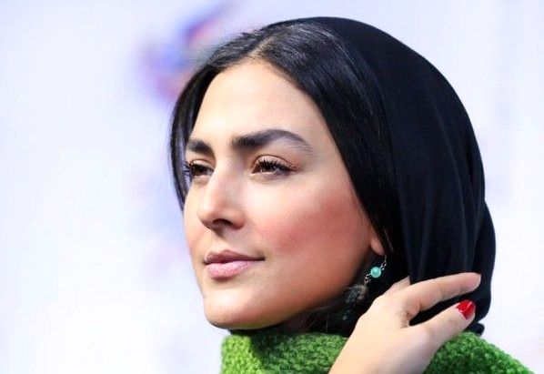 تیپ سبز هدی زین العابدین /عکس