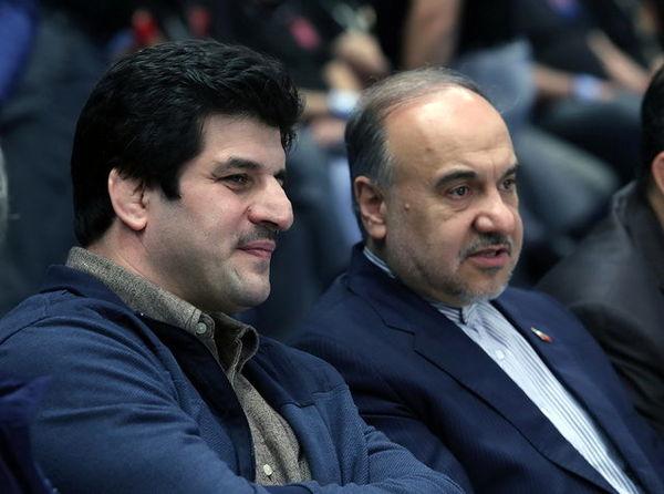وزارت ورزش با استعفای خادم موافقت کرد