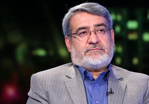 حکم جدید رحمانی فضلی برای عضو ستاد انتخابات کشور