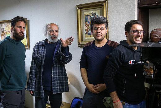 پیوستن یک بازیگر جدید به سریال کیانوش عیاری