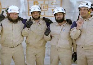 گوشهای از اقدامات ضد انسانی کلاهسفیدها در سوریه افشا شد