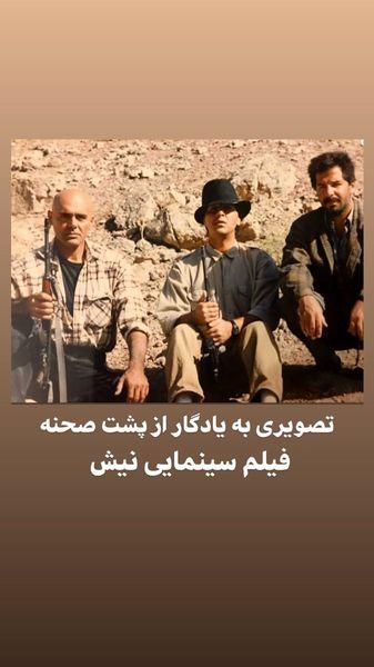 خاطره بازی های ابوالفضل پورعرب + عکس