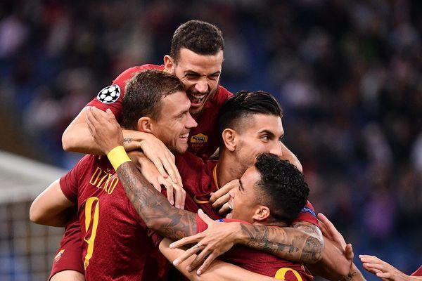 رکوردهای آ.اس. رم در لیگ قهرمانان اروپا+عکس