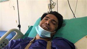 جزئیات تصادف امیر حسین صادقی بازیکن سابق استقلال