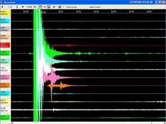زلزله ۵.۵ ریشتری گوهرانِ بشاگرد را لرزاند