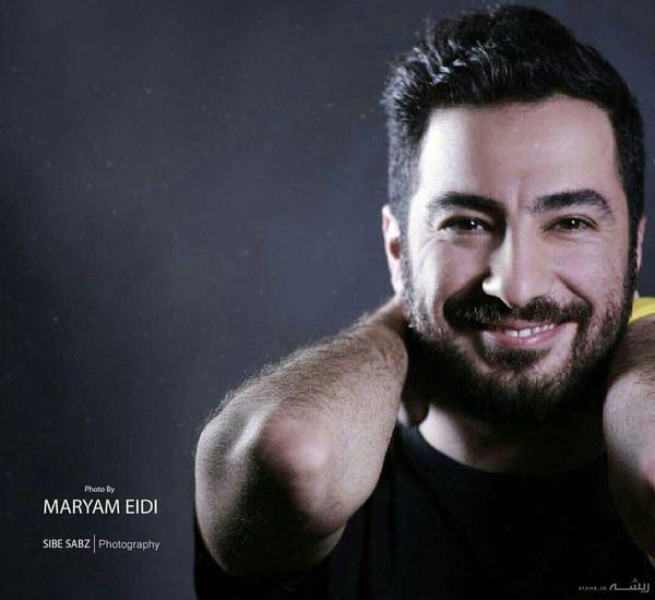 جایزه بهترین بازیگر مرد جشنواره فیلم در عراق به نوید محمدزاده رسید+عکس