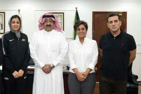 کویت با مربیان ایرانی به دنبال تاریخ سازی