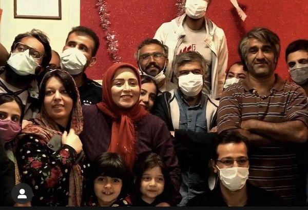 آخرین عکس دست جمعی زیرخاکی ها