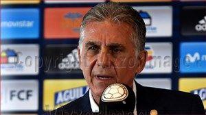 اعلام فهرست 23نفره تیم ملی کلمبیا توسط کیروش