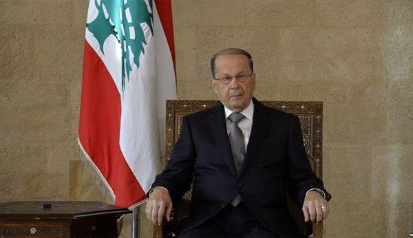 عون نسبت به خطر جنگ بین المللی در سوریه هشدار داد
