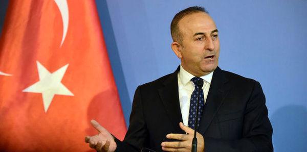 وزیر خارجه ترکیه: روابط ترکیه – روسیه قوی تر از آن است که با سخنان ماکرون خدشهدار شود