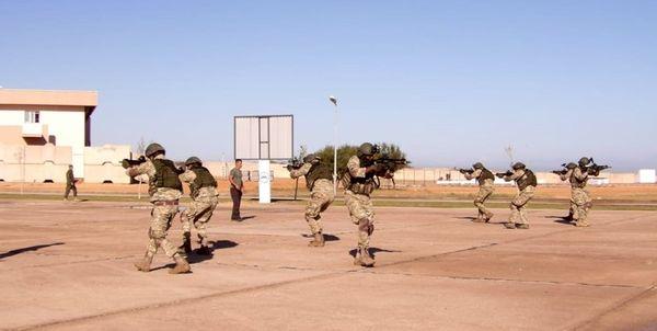 آموزش نظامیان لیبی توسط نظامیان ترکیه