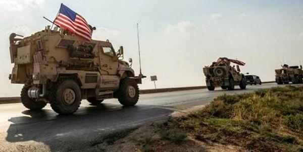 آماده باش امنیتی ارتش آمریکا  در سوریه