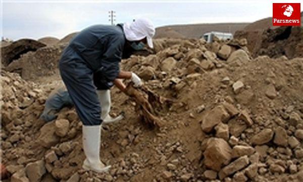 دست به دعا شدن مسئولان برای نیامدن زلزله در تهران