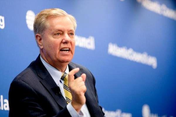 لیندسیگراهام: ایران بزرگترین پیروز خروج آمریکا از سوریه است