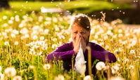 راه هایی ساده برای رفع حساسیت در فصل بهار/ اینفوگرافیک