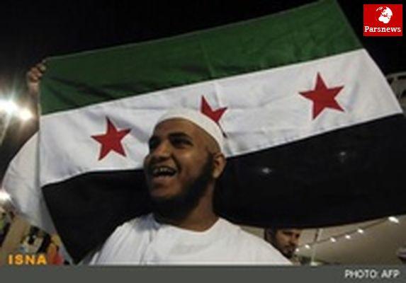 سفارت سوریه در قطر به شورشیان تحویل داده شد