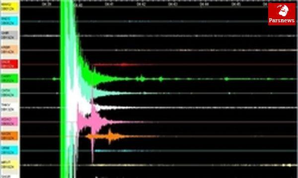 زمینلرزه ۷.۵ ریشتری سراوان در سیستان و بلوچستان را لرزاند