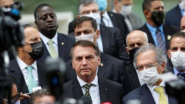 افزایش ناگهانی مرگ و میر بر اثر کرونا در برزیل