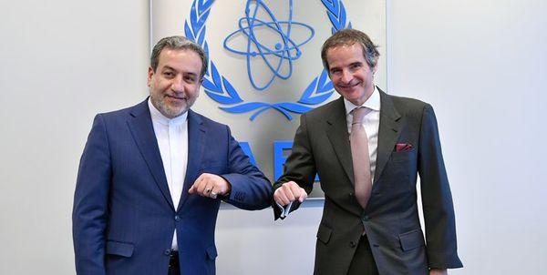 عراقچی: تعامل بین ایران و آژانس ادامه خواهد یافت
