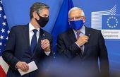 رایزنی جوزپ بورل با وزیر خارجه آمریکا درباره ایران